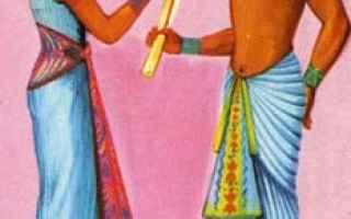 Storia: antico egitto moda  egiziani