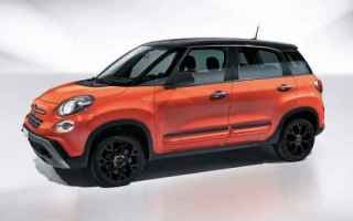 Automobili: fiat 500l city cross  auto  crossover