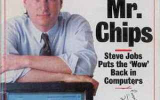 Apple: steve jobs  newsweek