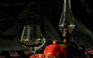 Salute: melograno  frutta  verdura  autunno
