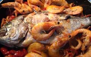 Ricette: orata  ricetta  pesce