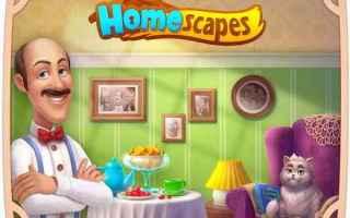 Mobile games: homescapes  giochi mobile