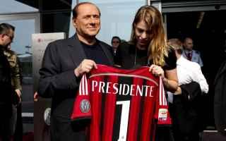 Serie A: milan  silvio berlusconi
