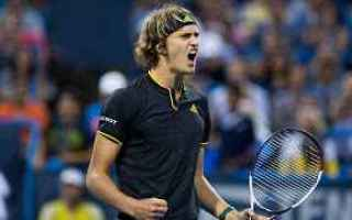 Tennis: tennis grand slam zverev fognini china
