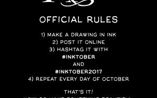 Blog: disegnare  inchiostro  ottobre