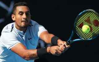 Tennis: tennis grand slam nadal kyrgios china