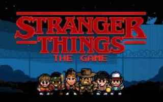 Mobile games: stranger things the game  gioco  soluzioni  stranger things