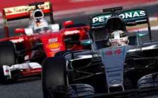 Formula 1: ferrari  mercedes  hamilton  vettel