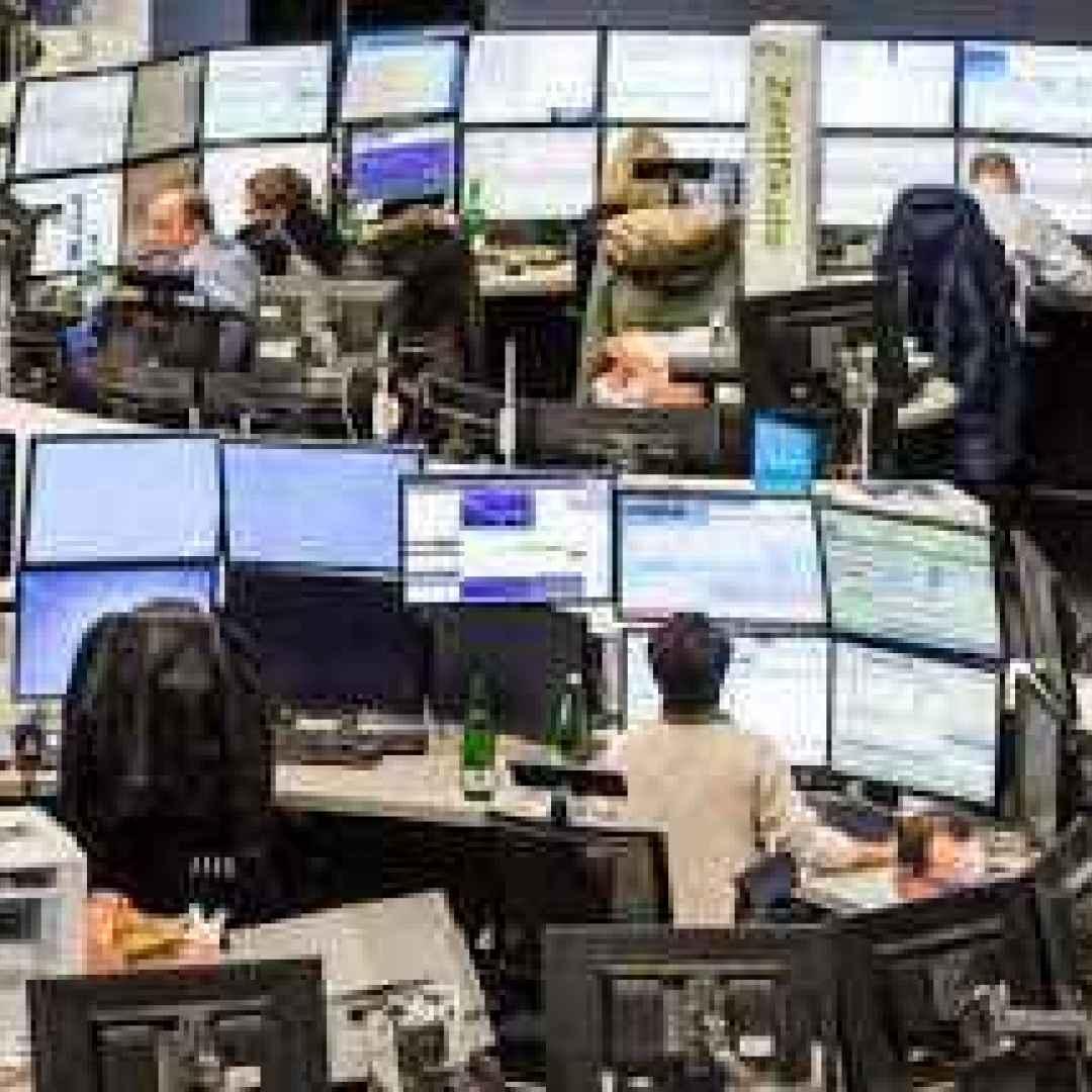 mercati  fed  fomc  trading