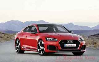 Automobili: audi  rs 5
