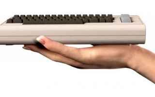 commodore 64  anni 80  mini console  commodore