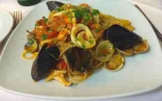 Gastronomia: spaghetti  primi piatti  cucina ligure