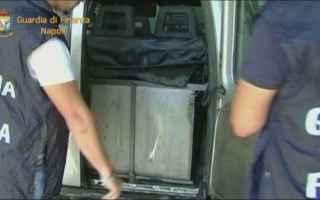 Napoli: contrabbando  carburante  news