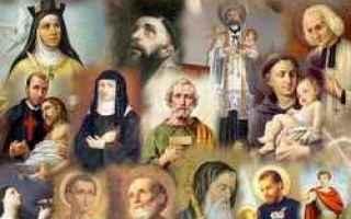 Religione: santi oggi  calendario  beati  martiri