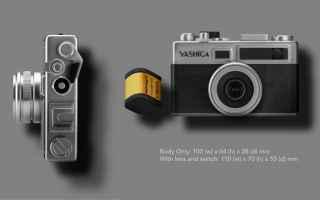 Fotocamere: yashica fotografia digitale