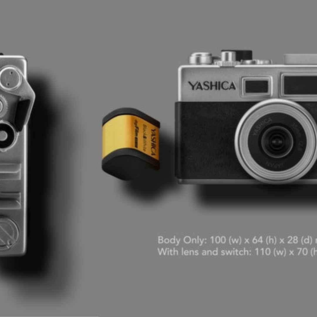 yashica fotografia digitale