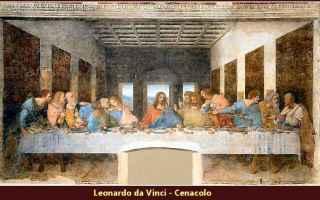 Cultura: arte  gesù  giotto  giuda  leonardo