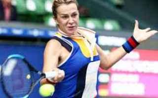 Tennis: tennis grand slam hong kong semifinali