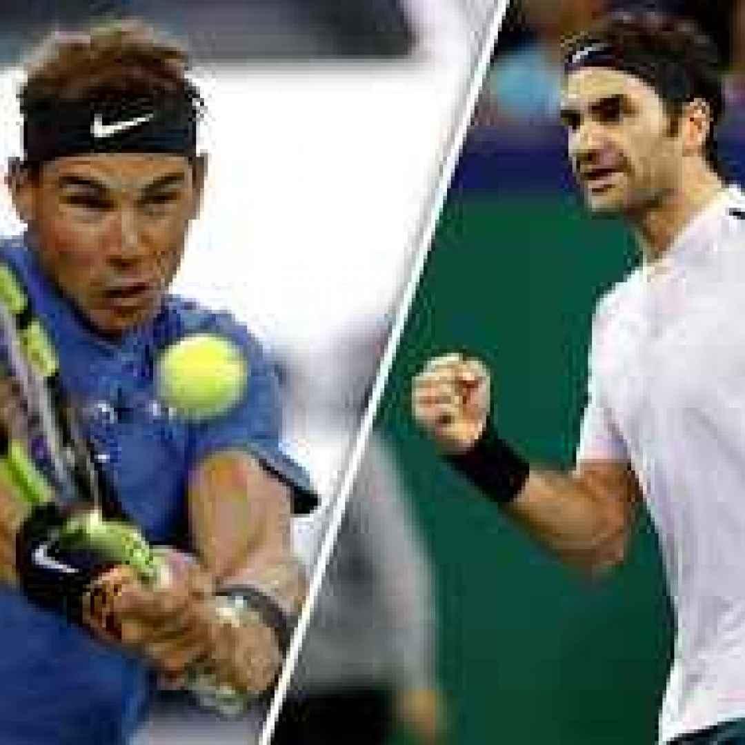 tennis grand slam federer nadal shanghai