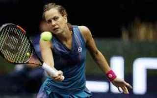 Tennis: tennis grand slam strycova rybarikova