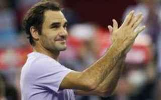 Tennis: tennis grand slam shanghai federer nadal