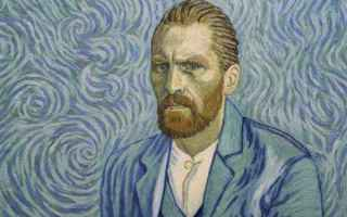 Cinema: loving vincent film cinema eventi arte