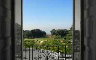 Storia: portici reggia vesuvio