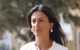 dal Mondo: caruana galizia  malta  maltafiles bomba