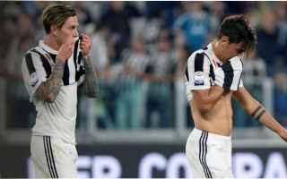 Calcio: juventus  allegri  dybala