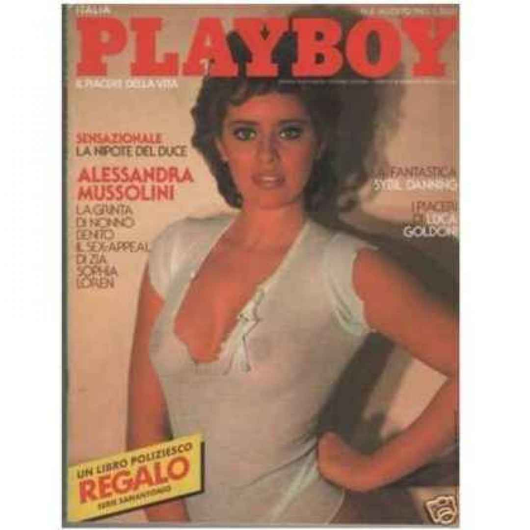 Foto Nude Italiane le copertine italiane dei playboy anni 80 (playboy)