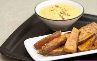 Ricette: patate dolci  curcuma  cucina  ricetta  ricette  vegetariano  veg
