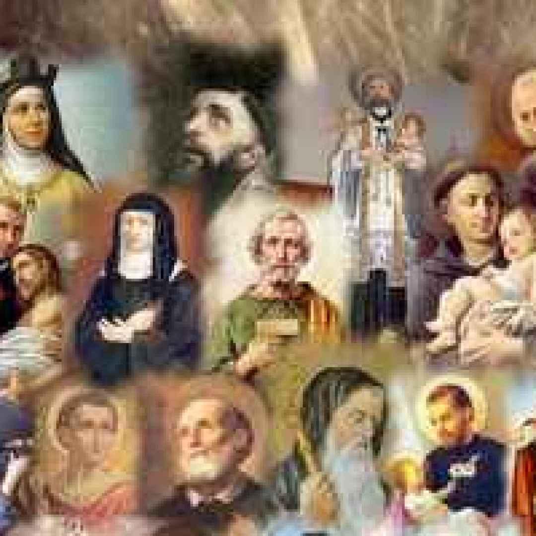 santi oggi  18 ottobre  calendario