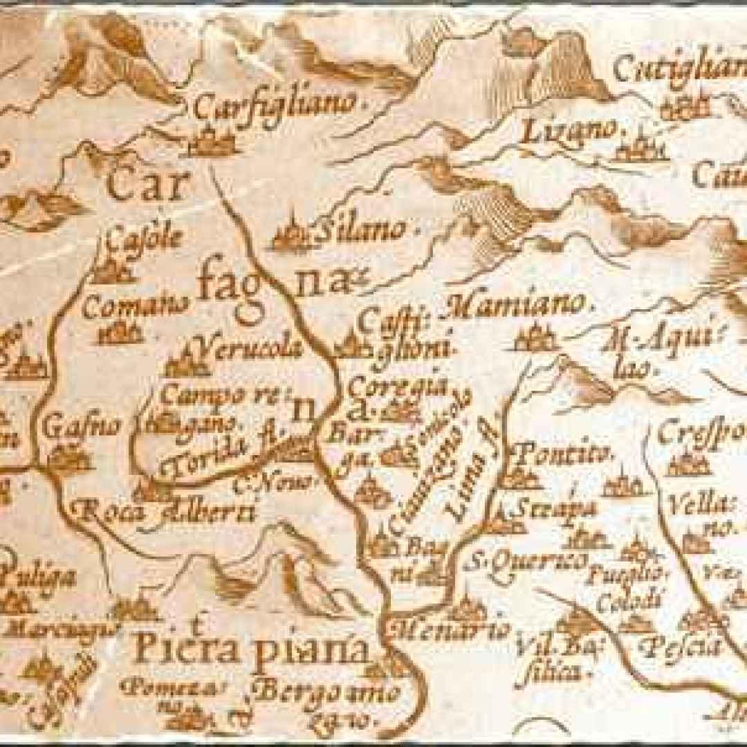 toponomastica garfagnana nome romani