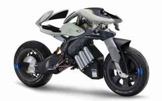 Moto: moto  yamaha  salone di tokio  ia