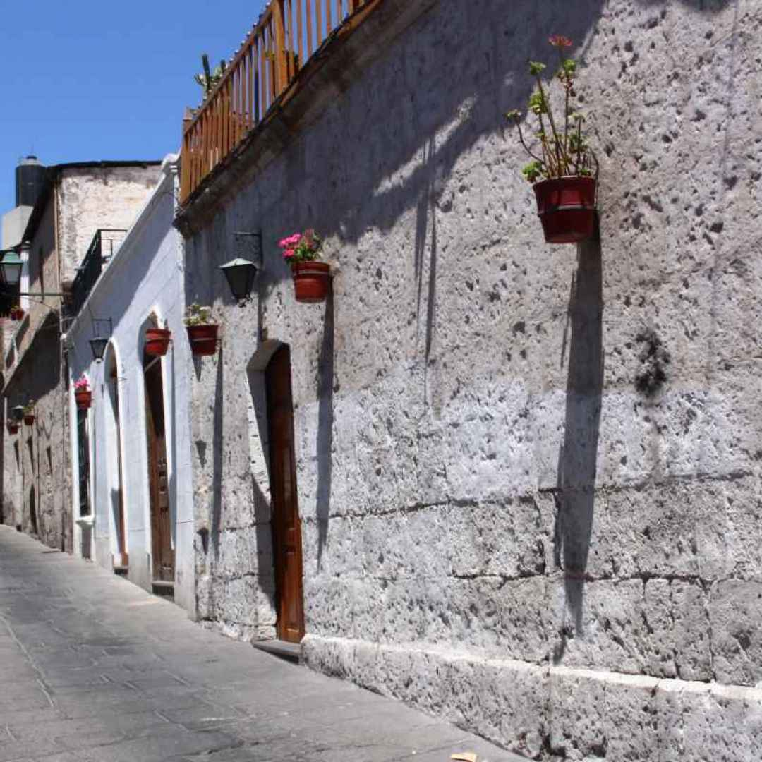 arequipa  viaggi  perù  turismo  vacanze