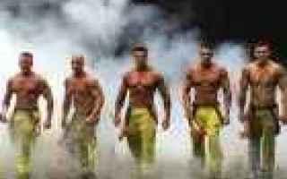 pompieri  calendario