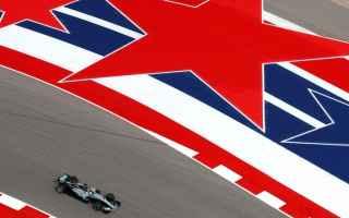 Formula 1: formula 1  austin  hamilton  pole