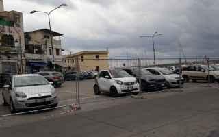Napoli: torre del greco  parcheggio