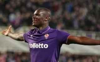 Serie A: benevento  fiorentina  babacar