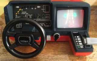 Giochi: outrun  cannonball  tomi  anni 80  giocattoli  videogiochi  retrogame  coinop  arcade