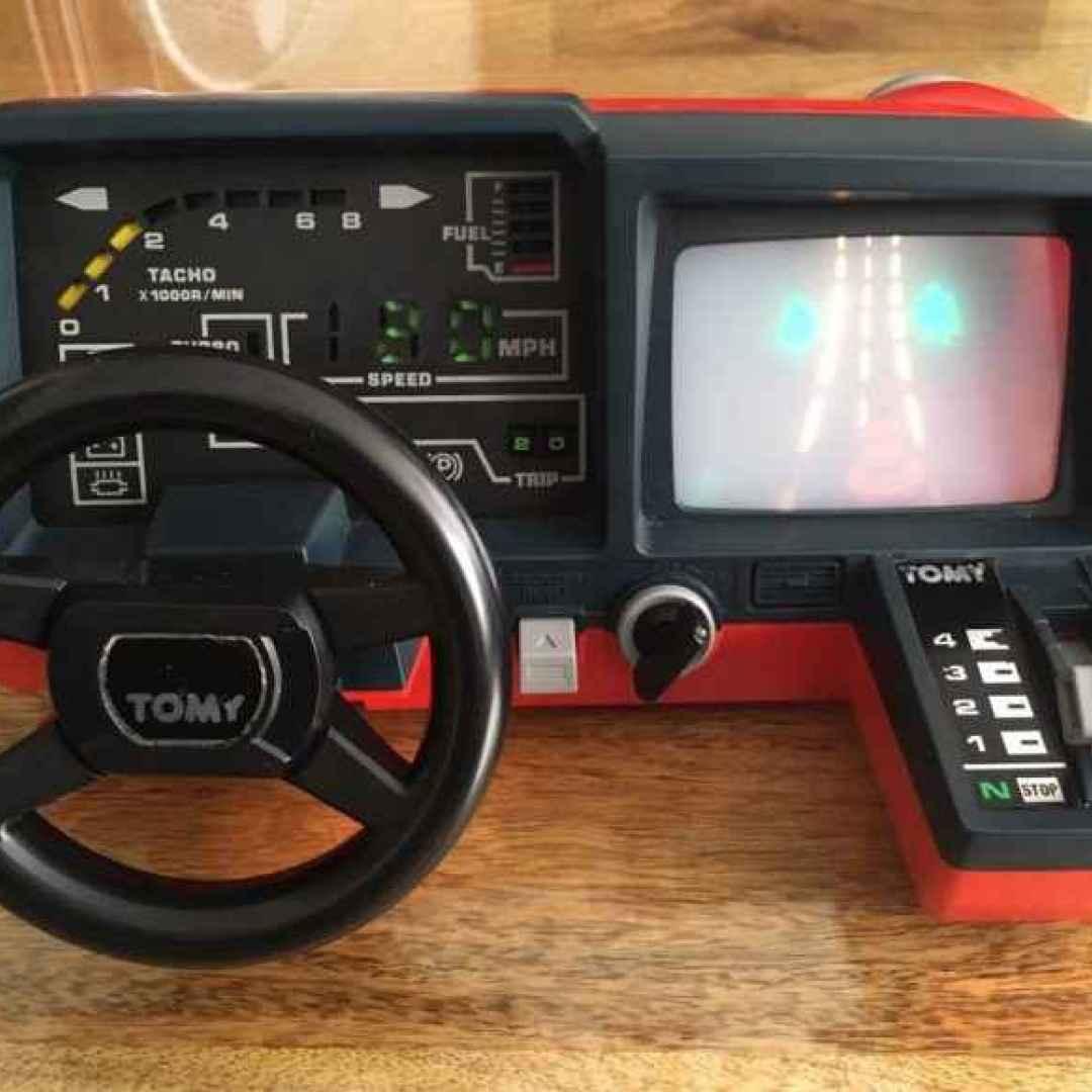 outrun  cannonball  tomi  anni 80  giocattoli  videogiochi  retrogame  coinop  arcade