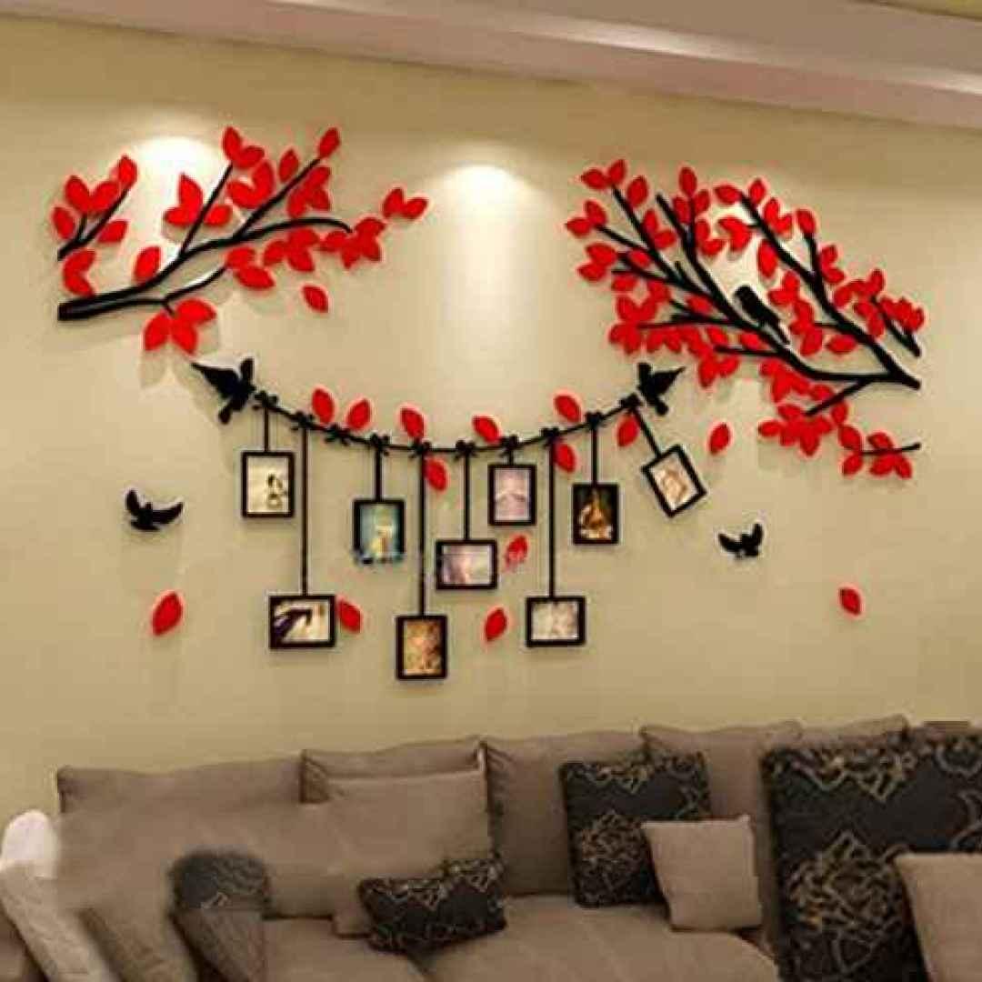 Adesivi Murali Con Foto.Come Rinnovare Il Salotto O La Camera Da Letto Con Gli