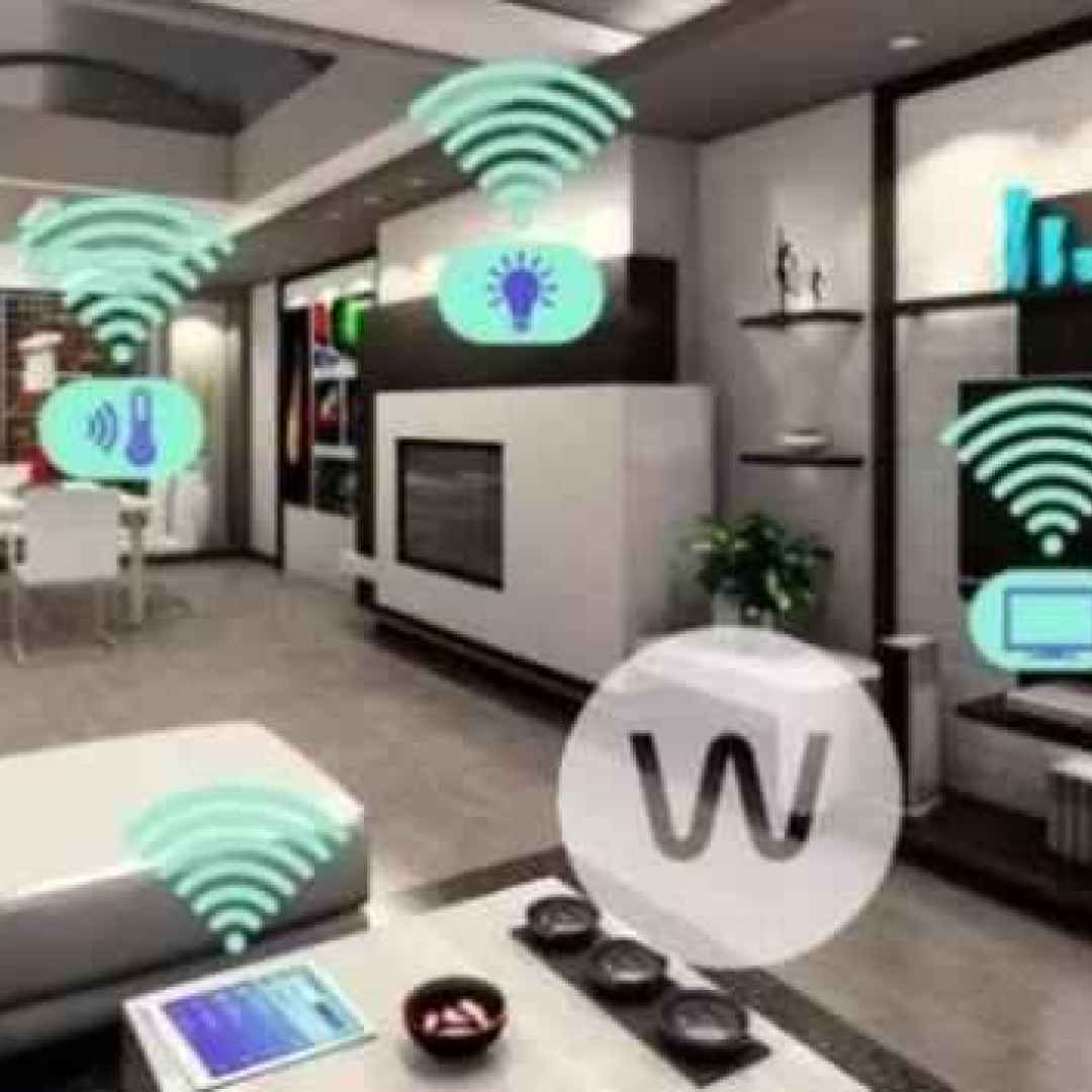 domotica  internet of things