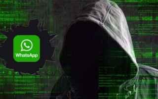 Sicurezza: whatsapp  truffa