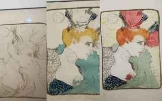Arte: mostra milano  toulouse lautrec arte