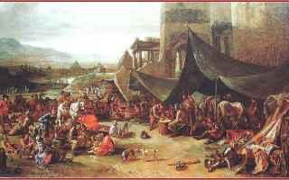 Storia: lanzichenecchi  sacco di roma