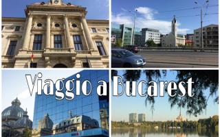 Viaggi: bucarest  romania  viaggio  blogger