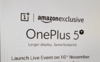 Amazon: oneplus 5t  amazon  smartphone