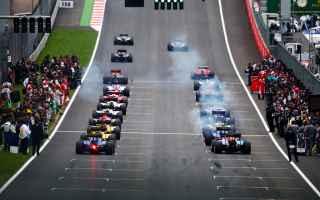 Formula 1: formula 1  griglia di partenza  regole