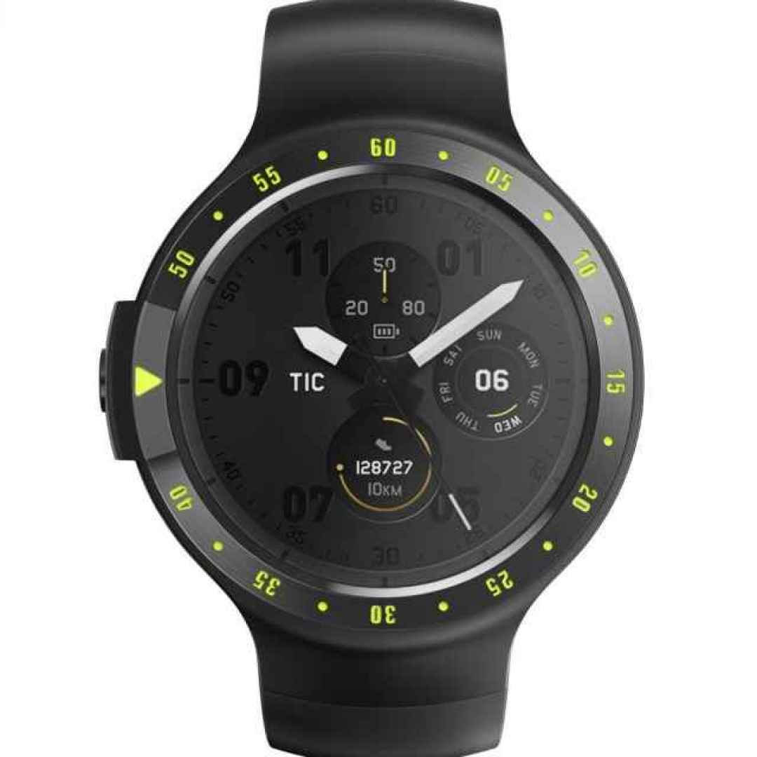 smartwatch  android wear  mobvoi